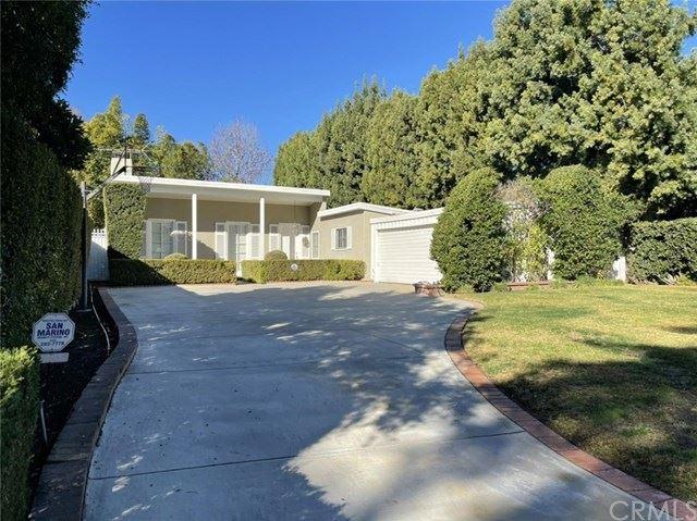 565 Sierra Vista Avenue, San Marino, CA 91108 - #: WS21025282