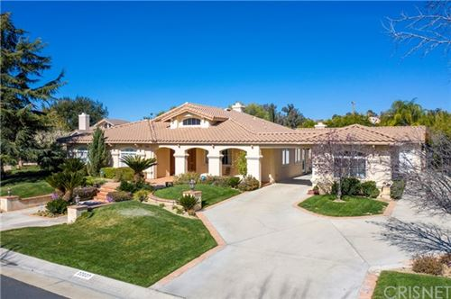 Photo of 22027 Brei Court, Newhall, CA 91321 (MLS # SR21029283)