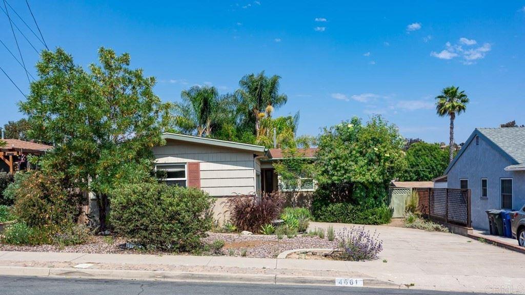 4661 Dana Drive, La Mesa, CA 91942 - MLS#: PTP2104283
