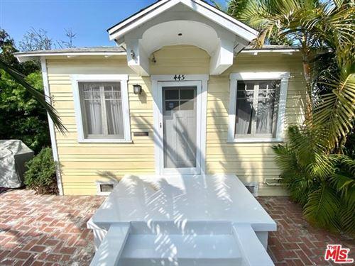 Photo of 445 Rialto Avenue, Venice, CA 90291 (MLS # 20636284)