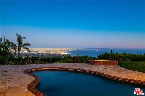 Photo of 1360 Lachman Lane, Pacific Palisades, CA 90272 (MLS # 21787284)