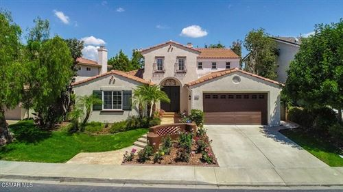 Photo of 14177 Stagecoach Trail, Moorpark, CA 93021 (MLS # 221002284)