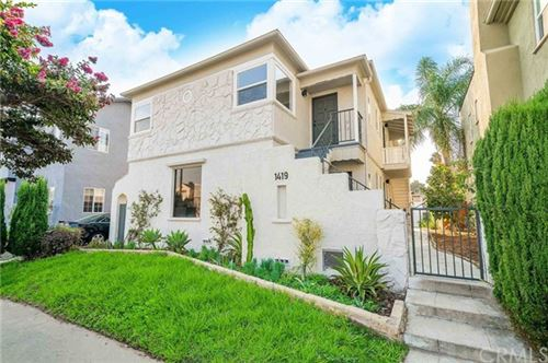 Photo of 1419 S Curson Avenue, Los Angeles, CA 90019 (MLS # OC20250284)