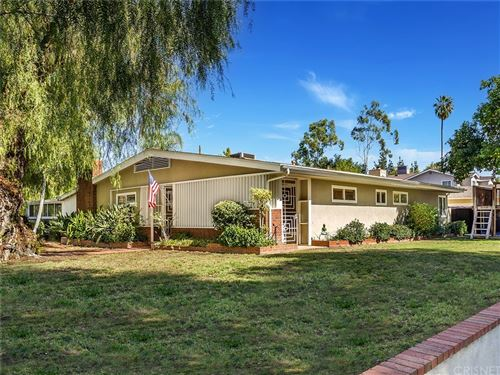 Photo of 4870 San Feliciano Drive, Woodland Hills, CA 91364 (MLS # SR21231284)