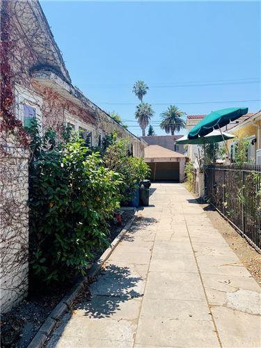 Photo of 855 N Wilton Place, Los Angeles, CA 90038 (MLS # CV21151285)
