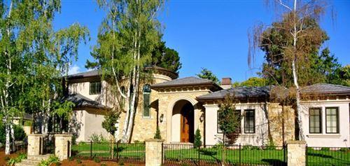 Photo of 1015 Monte Rosa Drive, Menlo Park, CA 94025 (MLS # ML81799285)