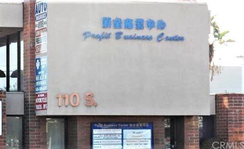 Photo of 110 S Rosemead Boulevard, Pasadena, CA 91107 (MLS # WS21226285)