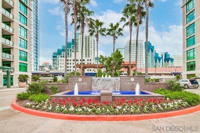 1205 Pacific Hwy #2105, San Diego, CA 92101 - MLS#: 210017285