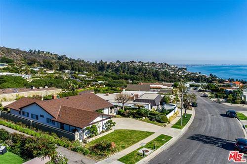 Photo of 3604 Surfwood Road, Malibu, CA 90265 (MLS # 21682286)