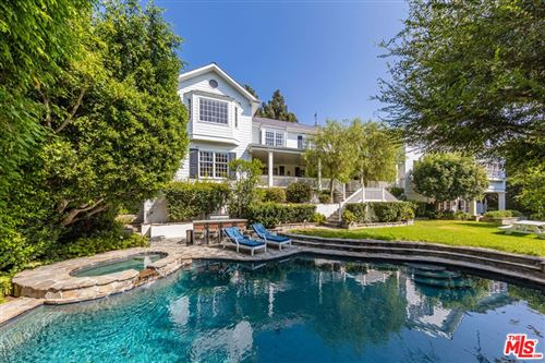 Photo of 9588 LIME ORCHARD Road, Beverly Hills, CA 90210 (MLS # 21784286)