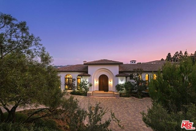 Photo of 13870 Mulholland Drive, Beverly Hills, CA 90210 (MLS # 21750286)