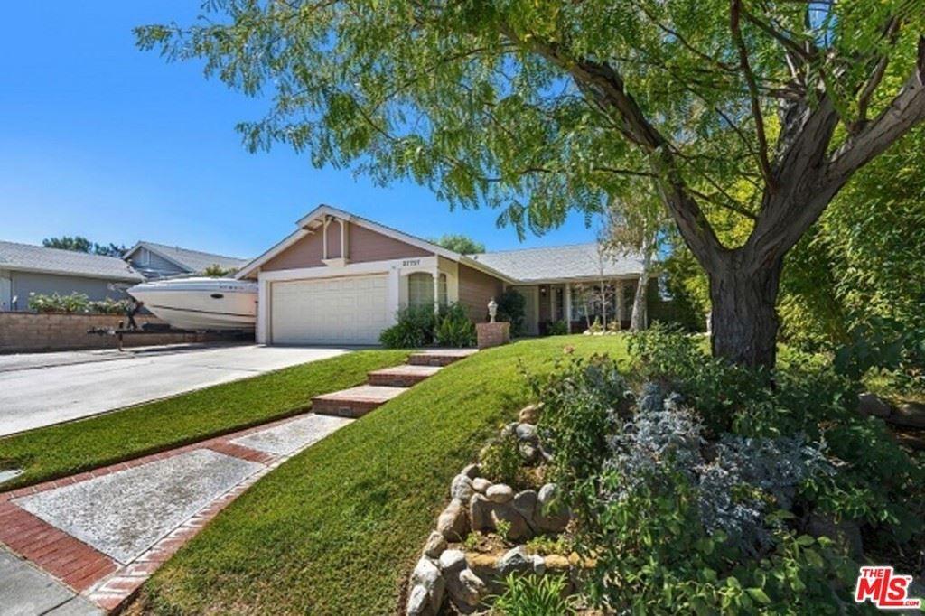 27757 Crookshank Drive, Santa Clarita, CA 91350 - MLS#: 21787286