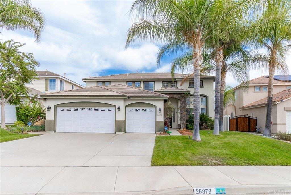 26872 Redcliffe Road, Murrieta, CA 92563 - MLS#: IG21223286