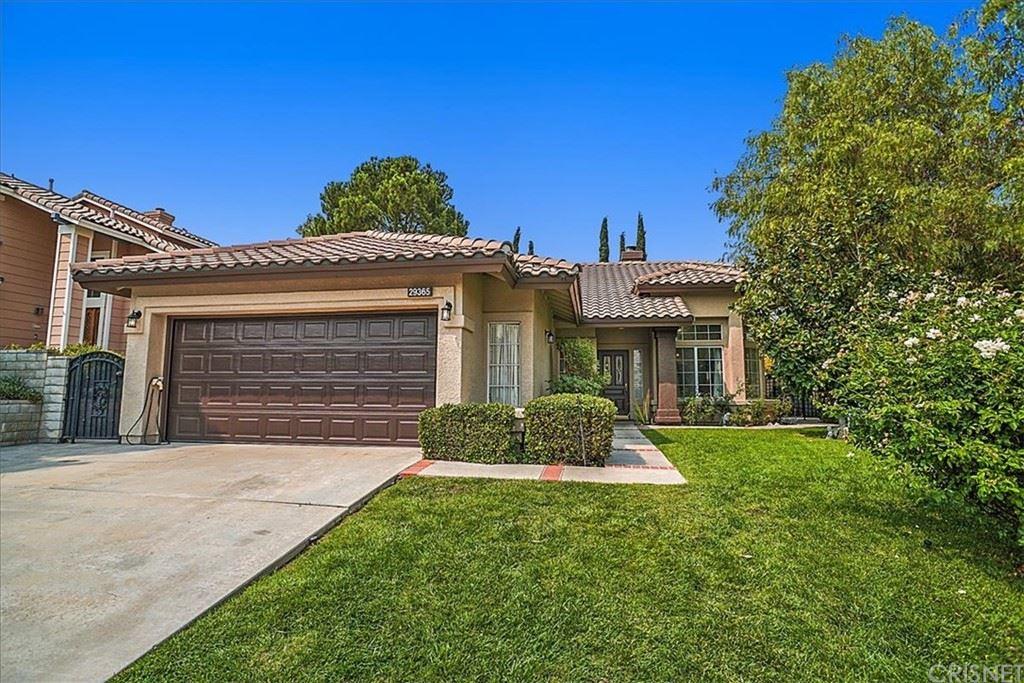 29365 Canyon Rim Place, Canyon Country, CA 91387 - MLS#: SR21218286