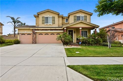 Photo of 15319 Thistle Street, Fontana, CA 92336 (MLS # CV20104287)