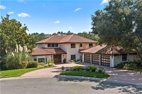 Photo of 1432 Aldercreek Place, Westlake Village, CA 91362 (MLS # SR21228287)