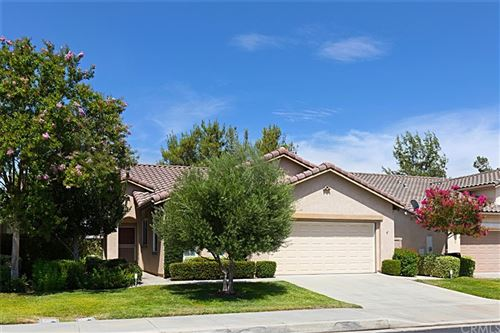 Photo of 29434 Warmsprings Drive, Menifee, CA 92584 (MLS # SW21161287)