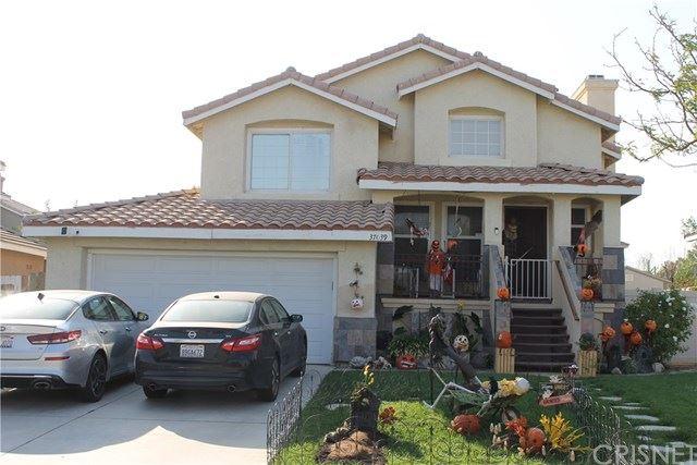 37039 Daisy Street, Palmdale, CA 93550 - MLS#: SR20212287