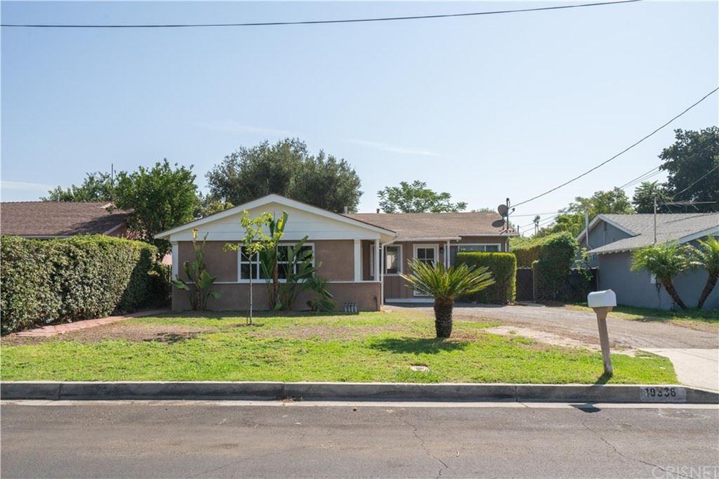 10336 Hillview Avenue, Chatsworth, CA 91311 - #: SR21193287