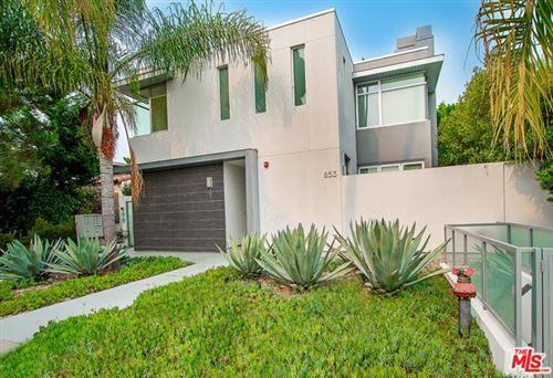 Photo of 853 21St Street #102, Santa Monica, CA 90403 (MLS # 20636288)