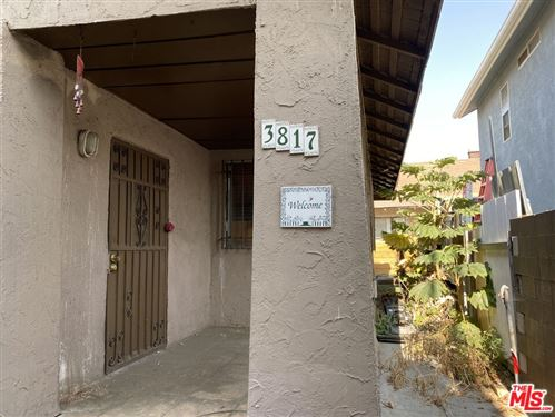 Photo of 3817 Maple Avenue, Los Angeles, CA 90011 (MLS # 21780288)