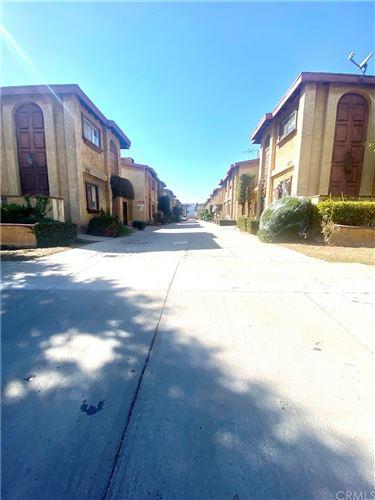 Photo of 809 S 4th Street #6, Alhambra, CA 91801 (MLS # PW21227288)