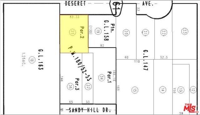 0 0, Barstow, CA 92311 - #: 20542288