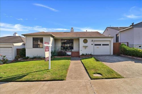 Photo of 415 Hazelwood Drive, South San Francisco, CA 94080 (MLS # ML81818289)