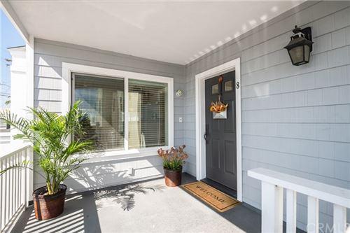 Photo of 1208 Tennyson Street #8, Manhattan Beach, CA 90266 (MLS # SB20215289)