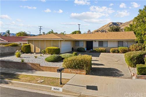 Photo of 15241 Dorian Street, Sylmar, CA 91342 (MLS # SR21011289)