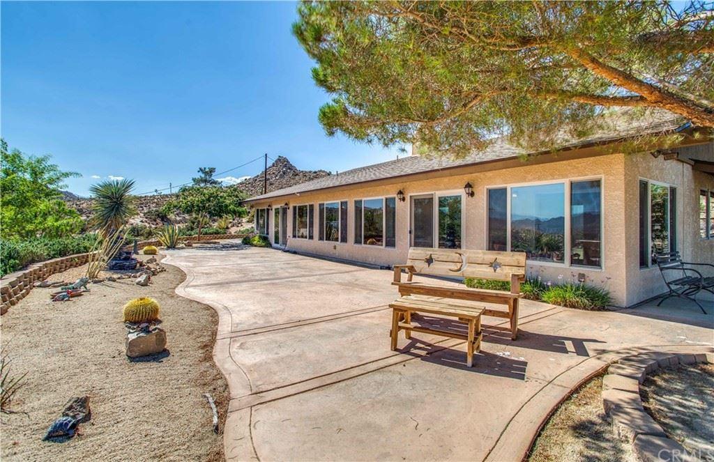 56941 Panchita Road, Yucca Valley, CA 92284 - MLS#: JT21171289