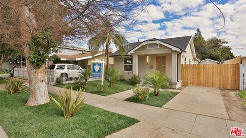 Photo of 3742 4TH Avenue, Los Angeles, CA 90018 (MLS # 20575290)