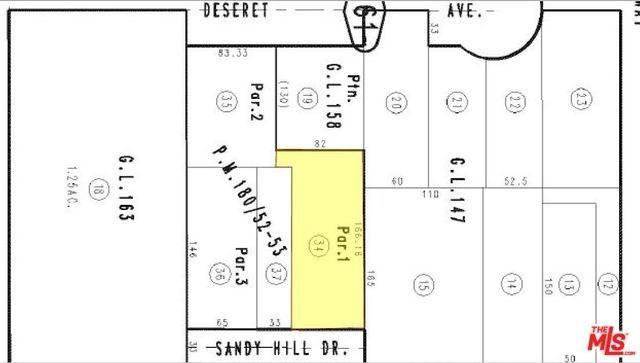 0 0, Barstow, CA 92311 - #: 20542290