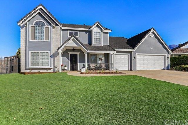 13510 Country Glen Court, Yucaipa, CA 92399 - MLS#: EV21008290