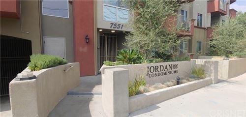 Photo of 7551 Jordan Avenue #202, Canoga Park, CA 91303 (MLS # SR21053291)