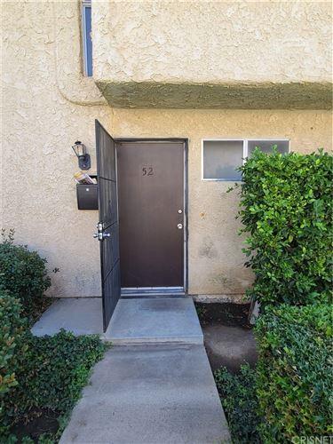 Photo of 13701 Hubbard Street #52, Sylmar, CA 91342 (MLS # SR21223291)