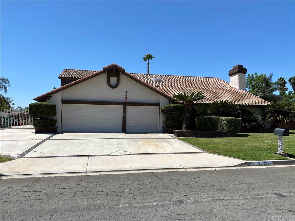 23391 Western Ridge Road, Moreno Valley, CA 92557 - MLS#: PW21124291