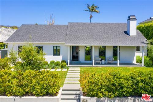 Photo of 826 Alma Real Drive, Pacific Palisades, CA 90272 (MLS # 21719292)
