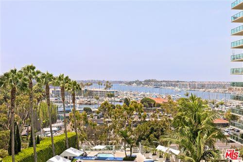 Photo of 13650 Marina Pointe Drive #805, Marina del Rey, CA 90292 (MLS # 21782292)