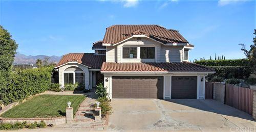 Photo of 17442 Tuscan Drive, Granada Hills, CA 91344 (MLS # SR21210292)