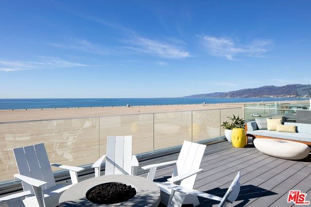 Photo of 1347 PALISADES BEACH Road, Santa Monica, CA 90401 (MLS # 20633292)