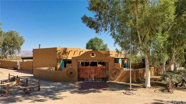 4671 Mesquite Springs Road, Twentynine Palms, CA 92277 - MLS#: JT20205292