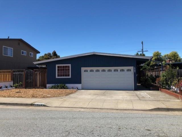 1764 Eisenhower Street, San Mateo, CA 94403 - #: ML81852292