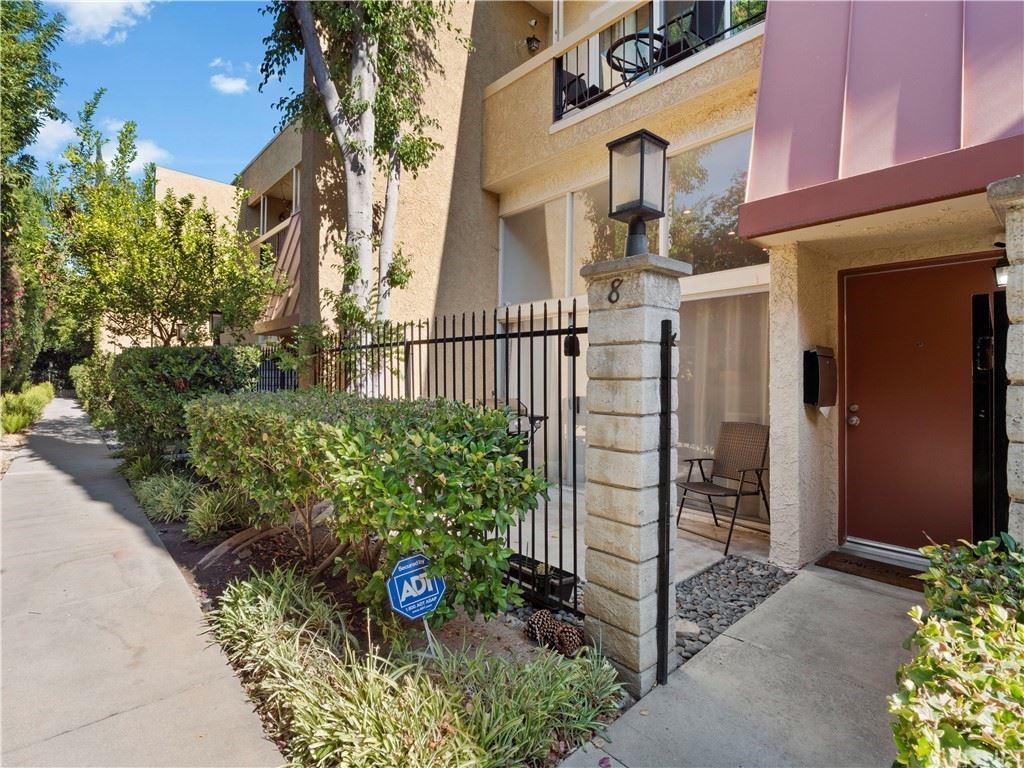 5441 Yarmouth Avenue #8, Encino, CA 91316 - MLS#: SR21189293