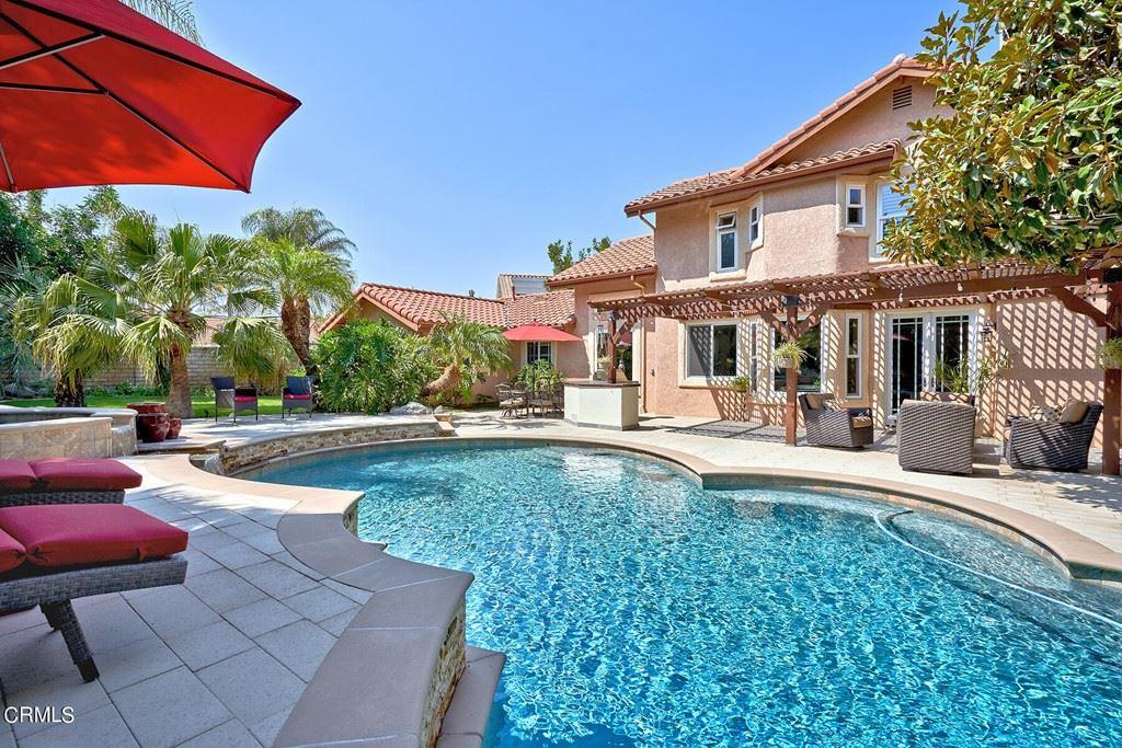 4784 Chula Vista Court, Camarillo, CA 93012 - MLS#: V1-8293