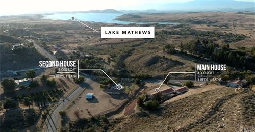 Photo of 20600 Broadview Drive, Lake Mathews, CA 92570 (MLS # OC21033294)