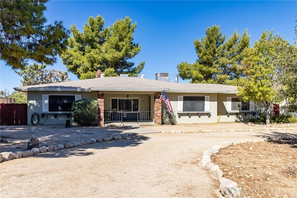 7468 Barberry Avenue, Yucca Valley, CA 92284 - MLS#: JT21195294