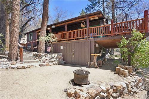 Photo of 24 Polique Canyon, Fawnskin, CA 92333 (MLS # OC21107295)
