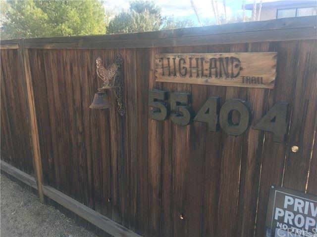 55404 Highland, Yucca Valley, CA 92284 - MLS#: JT20264295