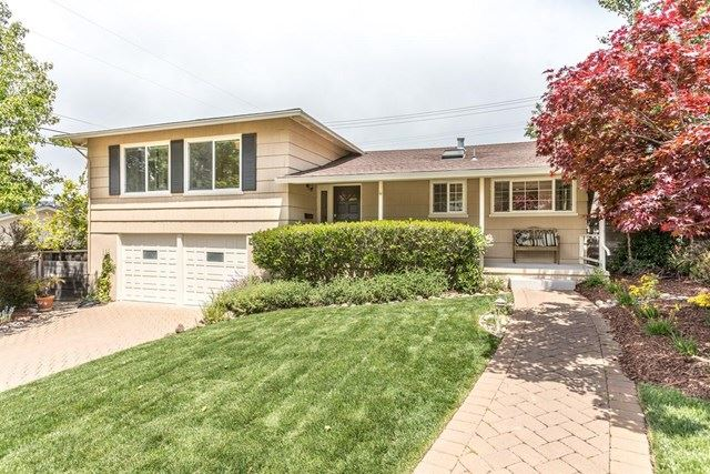 1812 Fernwood Way, Belmont, CA 94002 - #: ML81825295